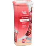 Great Value Antioxidant Cherry Pomegranate Drink Mix
