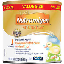 Nutramigen Lipil Powder Infant Formula With Iron