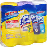 Lysol Disinfe ctant Wipes