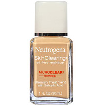 Neutrogena Skinclearing Oil-Free Makeup Nude 40