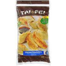 Tai Pei Chicken Potstickers With Dipping Sauce