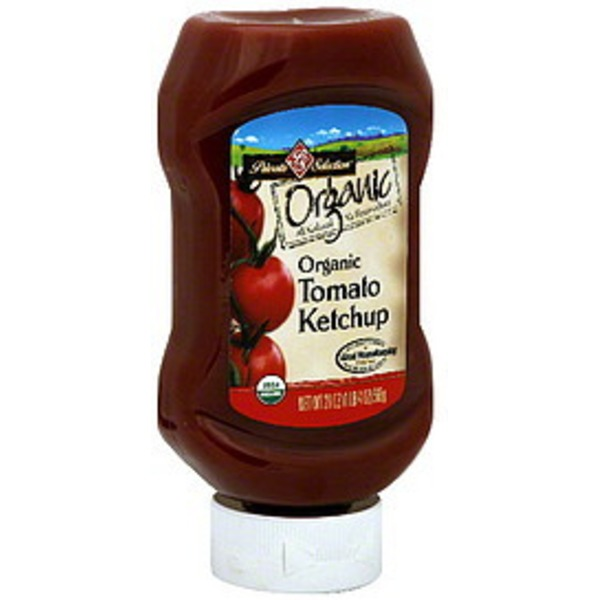 Kroger Private Selection Organic Tomato Ketchup