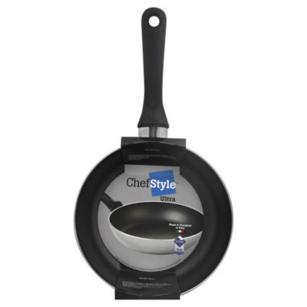 Chef Style Ultra 8 Inch Open Fry Pan