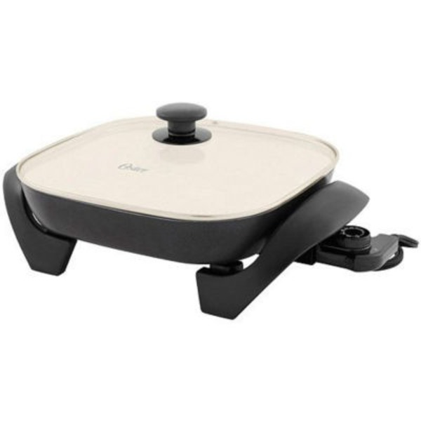 Oster 12 Inch Square Skillet