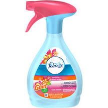 Febreze with Gain Scent Island Fresh Fabric Refresher