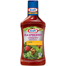 Kraft Lite Raspberry Vinaigrette Dressing