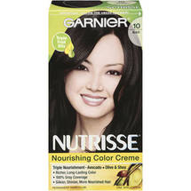 Garnier Nutrisse Haircolor 10  Black Licorice