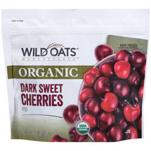 Wild Oats Marketplace Organic Frozen Dark Sweet Cherries