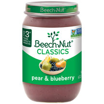 Beech-Nut Stage 3 Homestyle Pears & Blueberries Baby Food