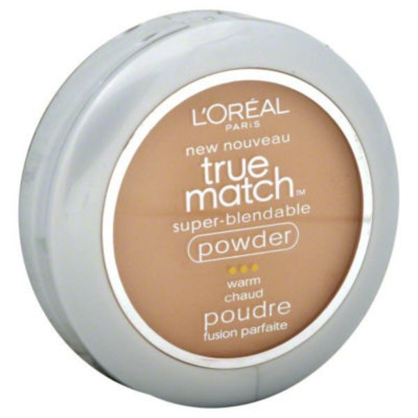 True Match Super-Blendable Powder W5 Sand Beige Foundation