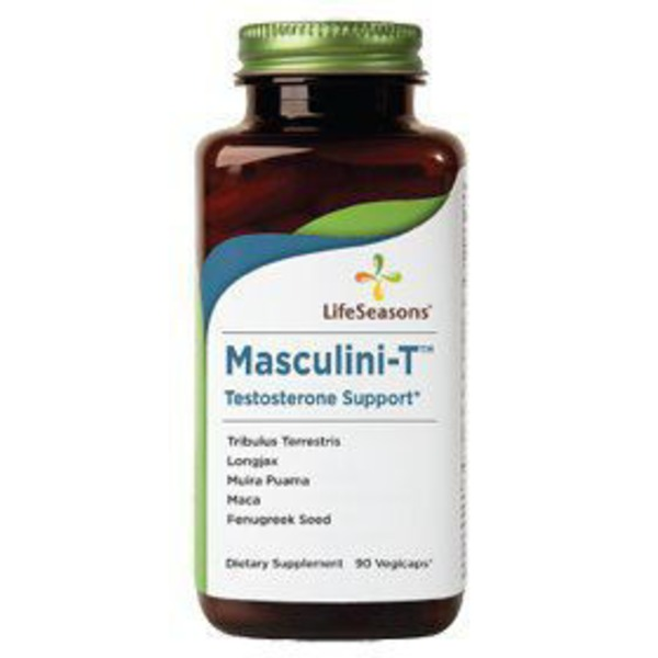Lifeseasons Masculini T Testosterone Support