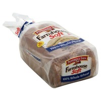 Pepperidge Farm Fresh Bakery Farmhouse 100% Whole Wheat Hearty Sliced Bread