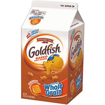 Pepperidge Farm Goldfish Whole Grain Baked Snack Crackers