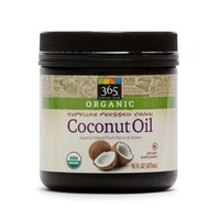365 Organic Expeller Pressed Virgin Coconut Oil