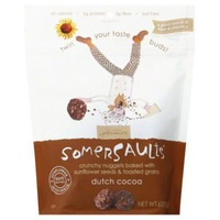 Somersaults. Chez Cocoa Snacks