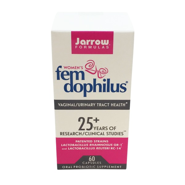 Jarrow Femdophilus Oral Probiotic Supplement