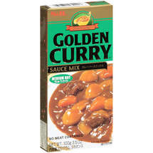 S&B Medium Hot Curry Golden Sauce Mix