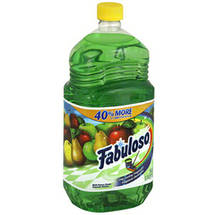 Fabuloso Multipurpose Cleaner Passion Of Fruits