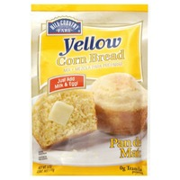 Hill Country Fare Yellow Corn Bread Mix