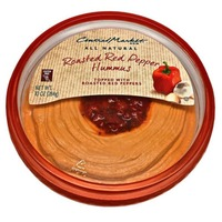 Central Market Gluten Free Roasted Red Pepper Hummus