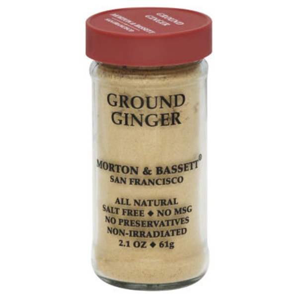 Morton & Bassett Spices Ground Ginger