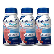 Ensure Strawberries & Cream Balanced Nutrition Shake 6 Ct/48 Fl Oz