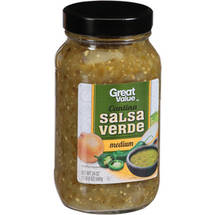 Great Value Cantina Salsa Verde