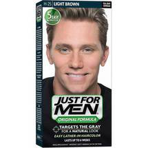 Just For Men Shampoo 25 Light Brown