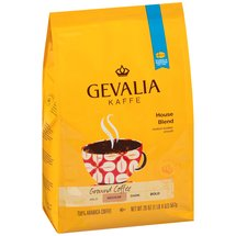 Gevalia Kaffe House Blend Ground Coffee