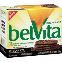 Nabisco BelVita Chocolate Breakfast Biscuits