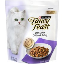 Purina Fancy Feast with Savory Chicken & Turkey Cat Food