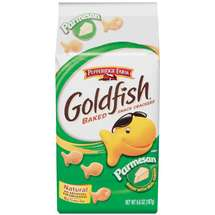 Pepperidge Farm Goldfish Baked Parmesan Snack Crackers