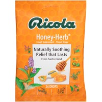 Ricola Honey-Herb Drops Cough Suppressant