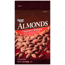 Great Value Cinnamon Roasted Almonds