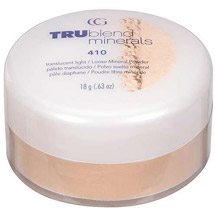 CoverGirl TRUblend Minerals Loose Powder Translucent Light 410