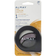 Almay Intense I-Color Evening Smoky All Day Wear Powder Eye Shadow For Hazel Eyes