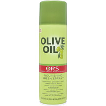 "ORSâ""¢ Olive Oil Nourishing Sheen Spray"