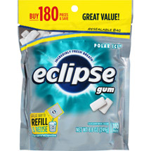 Eclipse Polar Ice Sugarfree Gum Refill