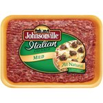 Johnsonville Fresh Pork Sausage Ground Italian