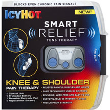 Icy Hot Smart Relief Tens Therapy for Knee & Shoulder Pain Therapy Kit
