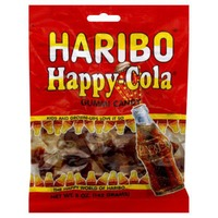 Haribo Gummi Candy Happy Cola
