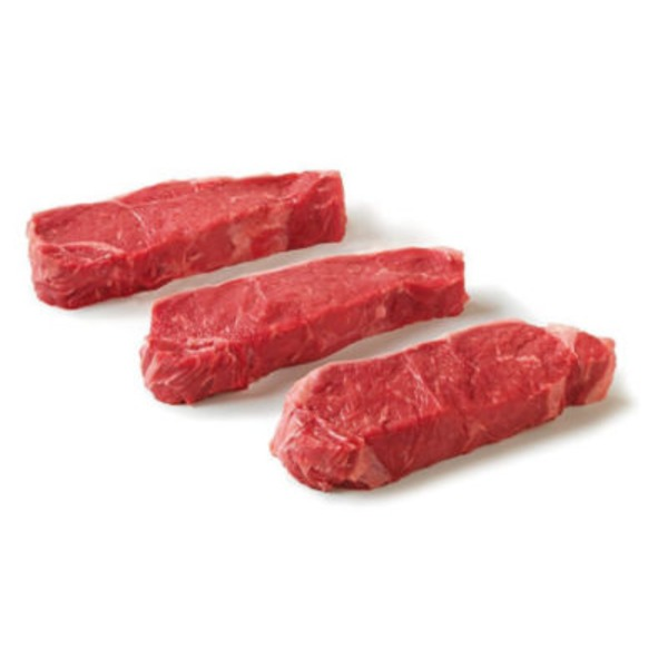 Fresh Thick New York Strip Steak