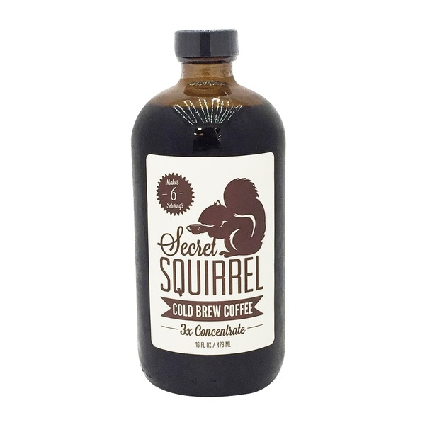 Secret Squirrel Coffee Cold Brew Concentrate