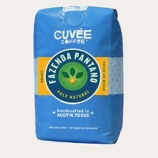 Cuvee Coffee Fazenda Pantano Pulp Natural Whole Bean Coffee