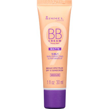 Rimmel London BB Cream Matte Beauty Balm Medium