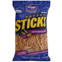 Kroger Pretzel Sticks