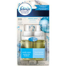 Febreze NOTICEables Wintry Mint Air Freshener Refill