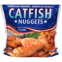 Plain Catfish Nuggets