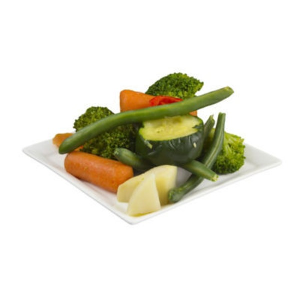 H-E-B Delicatessen Steamed Mixed Vegetables