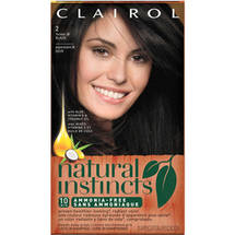 Clairol Natural Instincts 36 Neutral Black